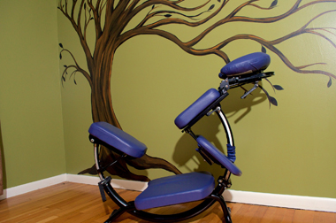 Chair Massage Events & Corporate Chair Massage